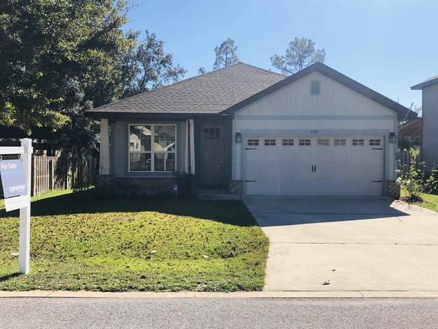 101 Benton Boulevard, Freeport, FL 32439 (MLS #857955) :: Scenic Sotheby's International Realty