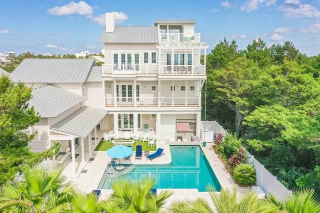 325 Walton Rose Lane, Inlet Beach, FL 32461 (MLS #857990) :: Berkshire Hathaway HomeServices Beach Properties of Florida