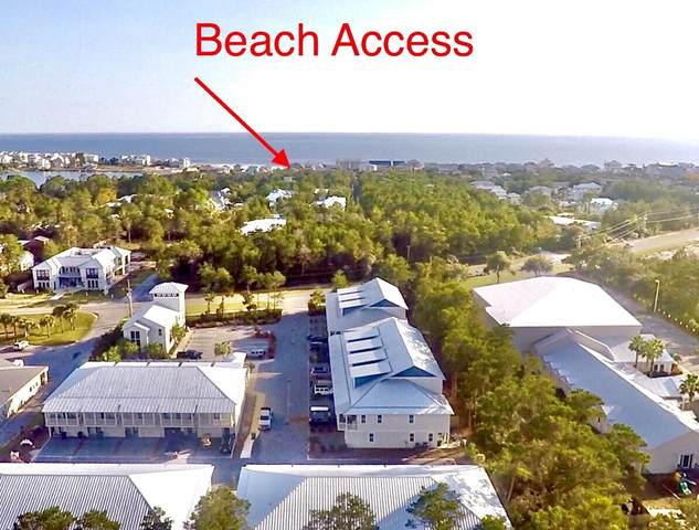 4923 E County Hwy 30A C-102, Santa Rosa Beach, FL 32459 (MLS #858000) :: Coastal Luxury
