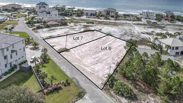 Lot #6 E Beach Drive, Miramar Beach, FL 32550 (MLS #858013) :: Berkshire Hathaway HomeServices PenFed Realty