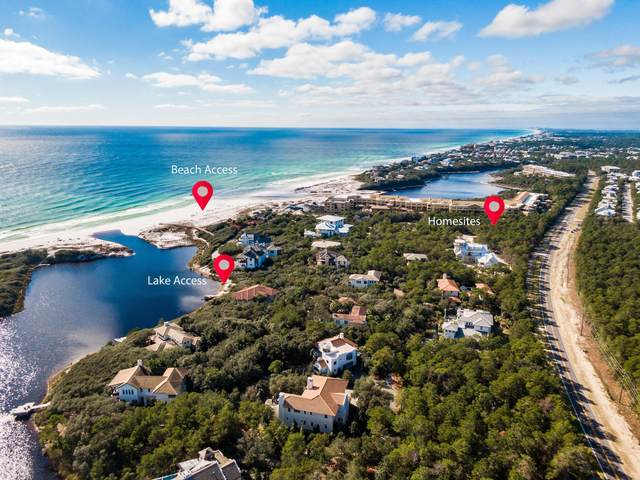 Lot 3 Lake Breeze Way, Santa Rosa Beach, FL 32459 (MLS #858474) :: Classic Luxury Real Estate, LLC