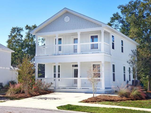 207 Melrose Avenue, Santa Rosa Beach, FL 32459 (MLS #858508) :: Berkshire Hathaway HomeServices Beach Properties of Florida