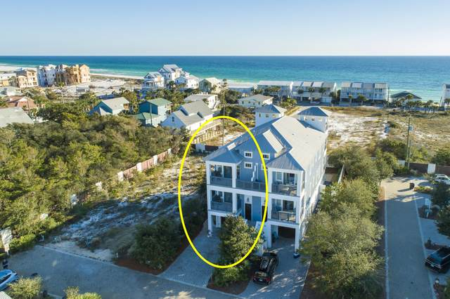 32 E Park Place Avenue #602, Inlet Beach, FL 32461 (MLS #858706) :: Somers & Company
