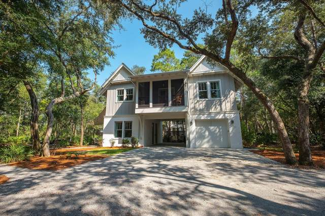 71 Ansley Forest Drive, Santa Rosa Beach, FL 32459 (MLS #858835) :: Berkshire Hathaway HomeServices Beach Properties of Florida