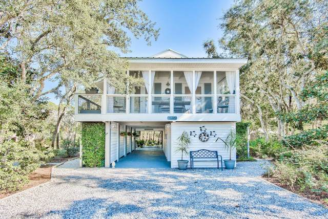 169 Lakeview Drive, Santa Rosa Beach, FL 32459 (MLS #858963) :: Vacasa Real Estate