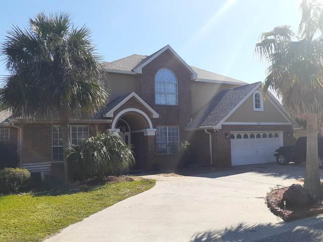 507 Fallin Water Drive, Mary Esther, FL 32569 (MLS #859074) :: Back Stage Realty