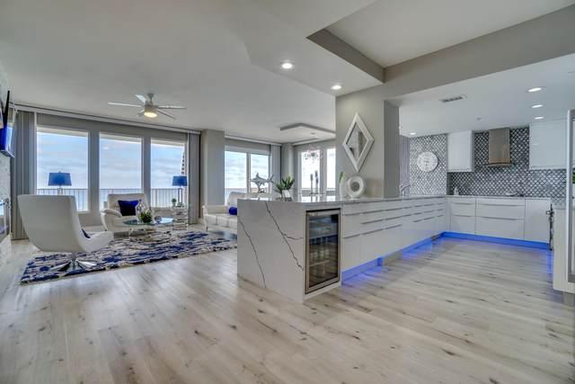 5004 Thomas Drive #1012, Panama City Beach, FL 32408 (MLS #859315) :: RE/MAX By The Sea