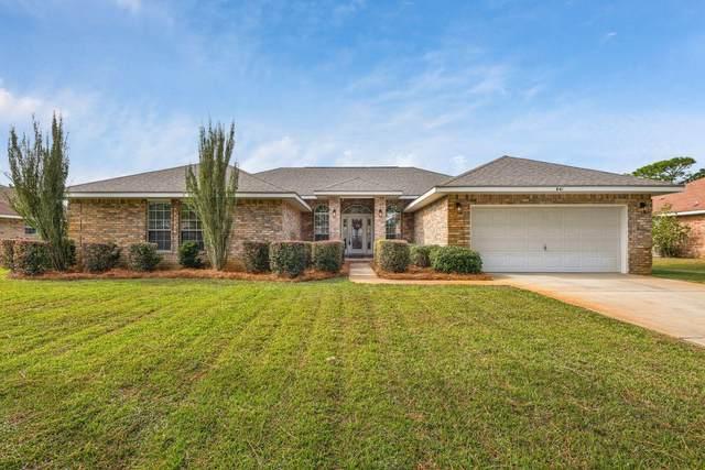 641 E Shipwreck Road, Santa Rosa Beach, FL 32459 (MLS #859594) :: Linda Miller Real Estate