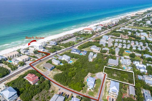 LOT 28 B Street, Inlet Beach, FL 32461 (MLS #859595) :: Somers & Company