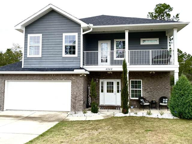 4546 Hermosa Road, Crestview, FL 32539 (MLS #859699) :: The Premier Property Group