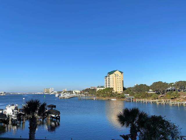 30 Moreno Point Road Unit 301B, Destin, FL 32541 (MLS #859791) :: Somers & Company