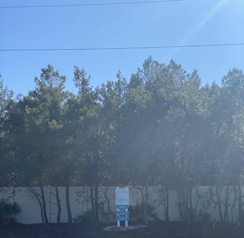 Lot 7 Walton Bonita Drive, Rosemary Beach, FL 32461 (MLS #859877) :: NextHome Cornerstone Realty