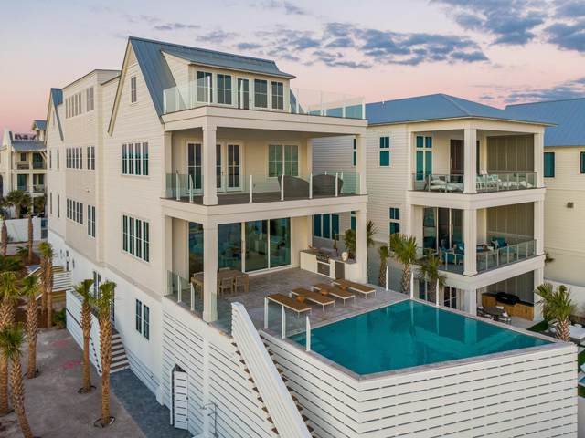 47 Hinton Drive, Santa Rosa Beach, FL 32459 (MLS #859931) :: Engel & Voelkers - 30A Beaches