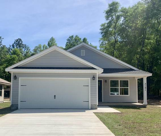 3186 Maple Street, Crestview, FL 32539 (MLS #860248) :: ENGEL & VÖLKERS