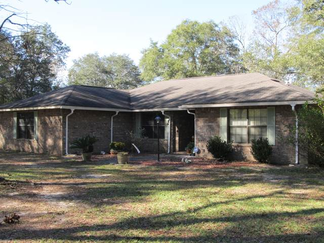475 Blue Pond Lane, Defuniak Springs, FL 32433 (MLS #860260) :: Berkshire Hathaway HomeServices PenFed Realty