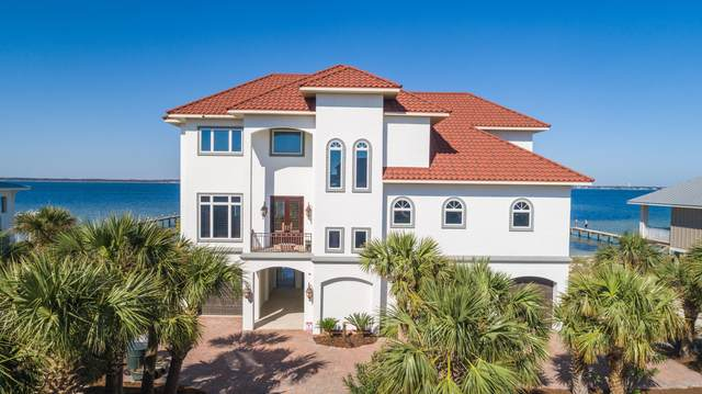333 Panferio Drive, Pensacola Beach, FL 32561 (MLS #860495) :: Scenic Sotheby's International Realty