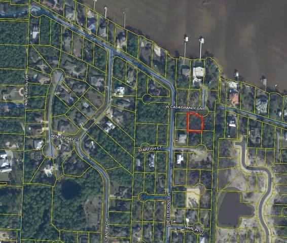 Lot 38 W Casa Grande Ln, Santa Rosa Beach, FL 32459 (MLS #861196) :: Anchor Realty Florida