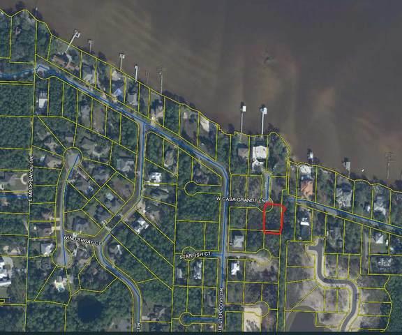 Lot 37 W Casa Grande Ln, Santa Rosa Beach, FL 32459 (MLS #861197) :: Anchor Realty Florida