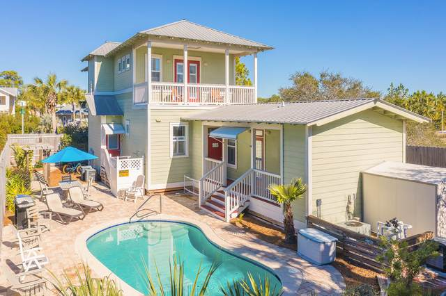 80 Sand Dollar Court, Santa Rosa Beach, FL 32459 (MLS #861464) :: The Honest Group