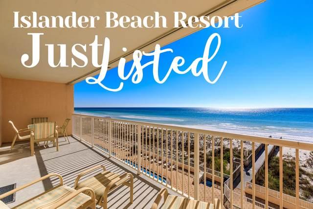 790 Santa Rosa Boulevard Unit 4009, Fort Walton Beach, FL 32548 (MLS #861520) :: Beachside Luxury Realty
