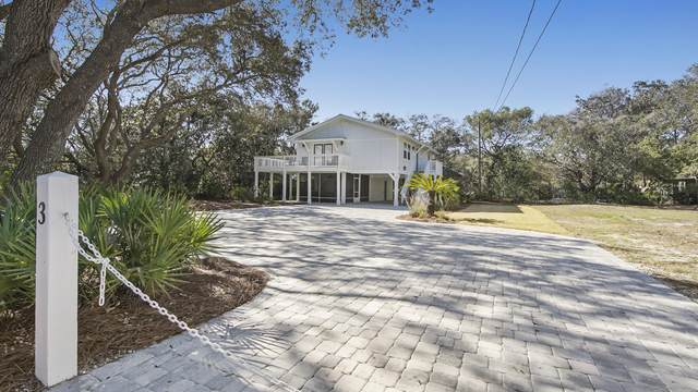 3 S Dalton Drive, Santa Rosa Beach, FL 32459 (MLS #861712) :: Scenic Sotheby's International Realty