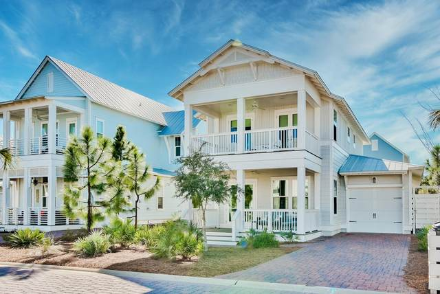 154 Clipper Street, Inlet Beach, FL 32461 (MLS #861803) :: Somers & Company