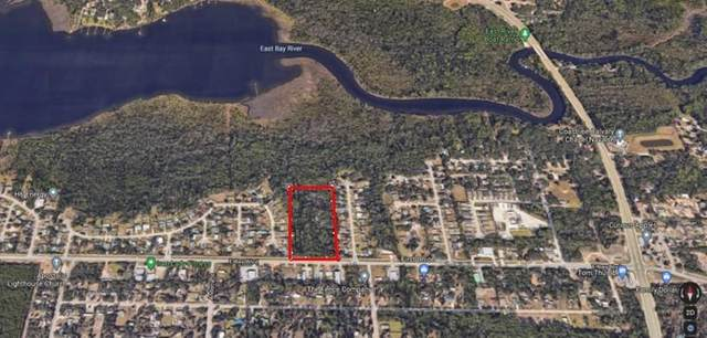 TBD E Bay Blvd, Navarre, FL 32566 (MLS #861816) :: Coastal Lifestyle Realty Group