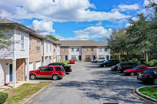 649 Gap Creek Drive #649, Fort Walton Beach, FL 32548 (MLS #862020) :: Back Stage Realty