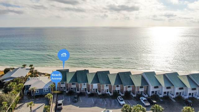 8460 E Co Highway 30-A Unit 1, Inlet Beach, FL 32461 (MLS #862066) :: Luxury Properties on 30A