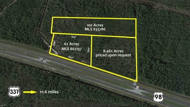 6-Acres Highway 98, Santa Rosa Beach, FL 32459 (MLS #862137) :: Keller Williams Realty Emerald Coast