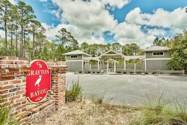 Lot 20 Greenbriar Lane, Santa Rosa Beach, FL 32459 (MLS #862184) :: The Beach Group