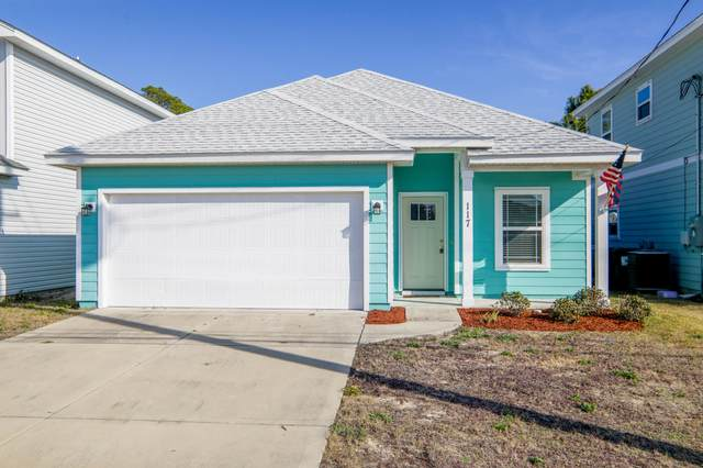 117 Fernwood Street, Panama City Beach, FL 32407 (MLS #862356) :: Scenic Sotheby's International Realty