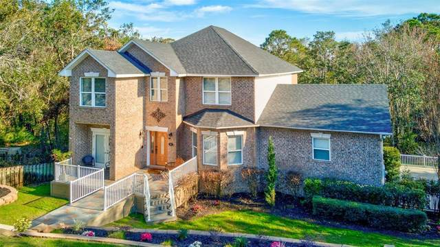 12 Shoreline Place, Gulf Breeze, FL 32561 (MLS #862514) :: Scenic Sotheby's International Realty