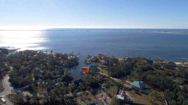 Lot 118 Sailor's Cove Court, Gulf Breeze, FL 32563 (MLS #862862) :: The Beach Group