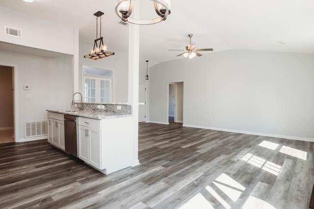 4887 Martina Way, Gulf Breeze, FL 32563 (MLS #863983) :: Linda Miller Real Estate