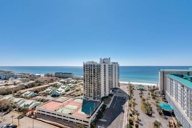 112 Seascape Drive Unit 1606, Miramar Beach, FL 32550 (MLS #864371) :: Linda Miller Real Estate
