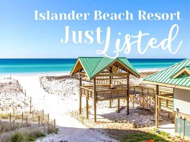 790 Santa Rosa Boulevard Unit 307, Fort Walton Beach, FL 32548 (MLS #864540) :: Better Homes & Gardens Real Estate Emerald Coast