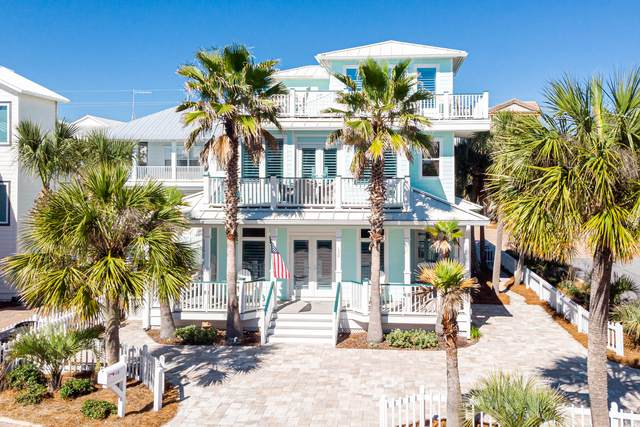 150 Seaward Drive, Santa Rosa Beach, FL 32459 (MLS #864885) :: 30a Beach Homes For Sale