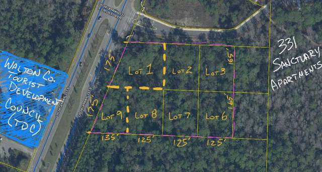 Lot 000-3 S Hwy 331, Santa Rosa Beach, FL 32459 (MLS #865108) :: Engel & Voelkers - 30A Beaches
