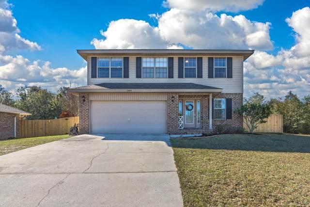 309 Gauntlet Drive, Crestview, FL 32539 (MLS #865518) :: The Chris Carter Team