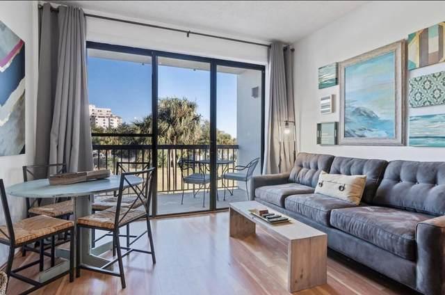 214 SW Miracle Strip Parkway Unit B203, Fort Walton Beach, FL 32548 (MLS #865570) :: Berkshire Hathaway HomeServices Beach Properties of Florida