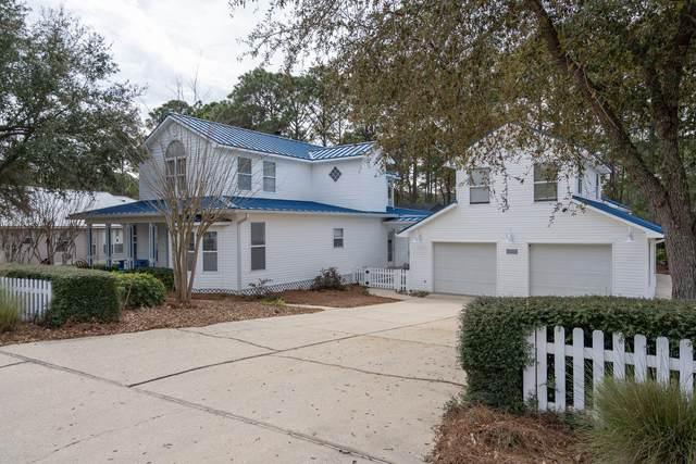 360 Tradewinds Drive, Santa Rosa Beach, FL 32459 (MLS #865604) :: Luxury Properties on 30A