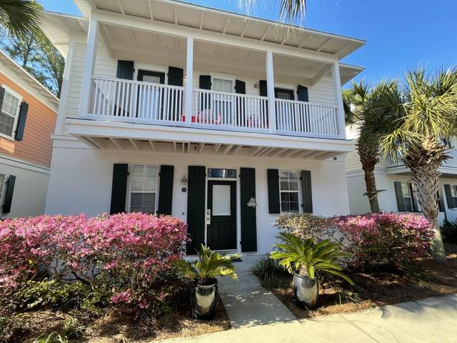 198 Somerset Bridge Road Unit 111, Santa Rosa Beach, FL 32459 (MLS #865781) :: Luxury Properties on 30A