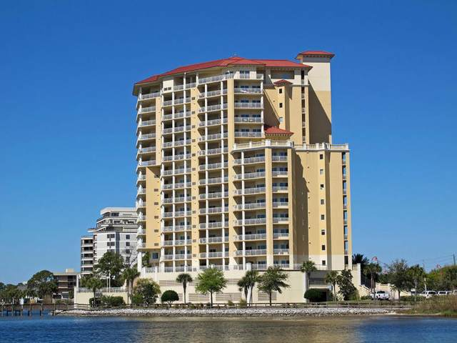 124 SW Miracle Strip Parkway Unit 906, Fort Walton Beach, FL 32548 (MLS #865906) :: Luxury Properties on 30A