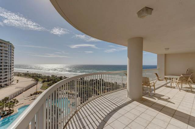 15200 Emerald Coast Parkway Unit 901, Destin, FL 32541 (MLS #866051) :: Back Stage Realty