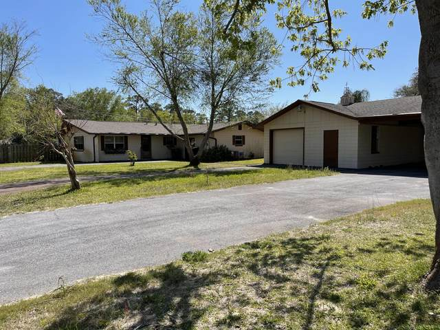 108 Dolphin Road, Mary Esther, FL 32569 (MLS #866075) :: John Martin Group | Berkshire Hathaway HomeServices PenFed Realty
