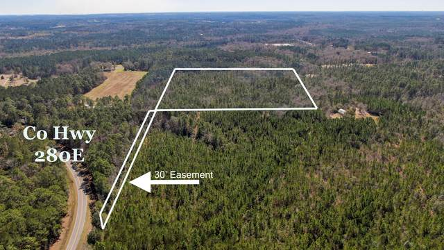 30 AC E Co Hwy 280, Defuniak Springs, FL 32435 (MLS #866232) :: John Martin Group | Berkshire Hathaway HomeServices PenFed Realty