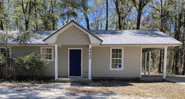 4422 Co Hwy 3280, Freeport, FL 32439 (MLS #866413) :: John Martin Group | Berkshire Hathaway HomeServices PenFed Realty