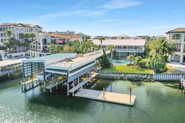 621 Lagoon Drive, Destin, FL 32541 (MLS #866469) :: Scenic Sotheby's International Realty
