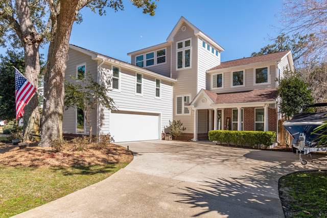 119 Highpoint Drive, Gulf Breeze, FL 32561 (MLS #866547) :: The Honest Group